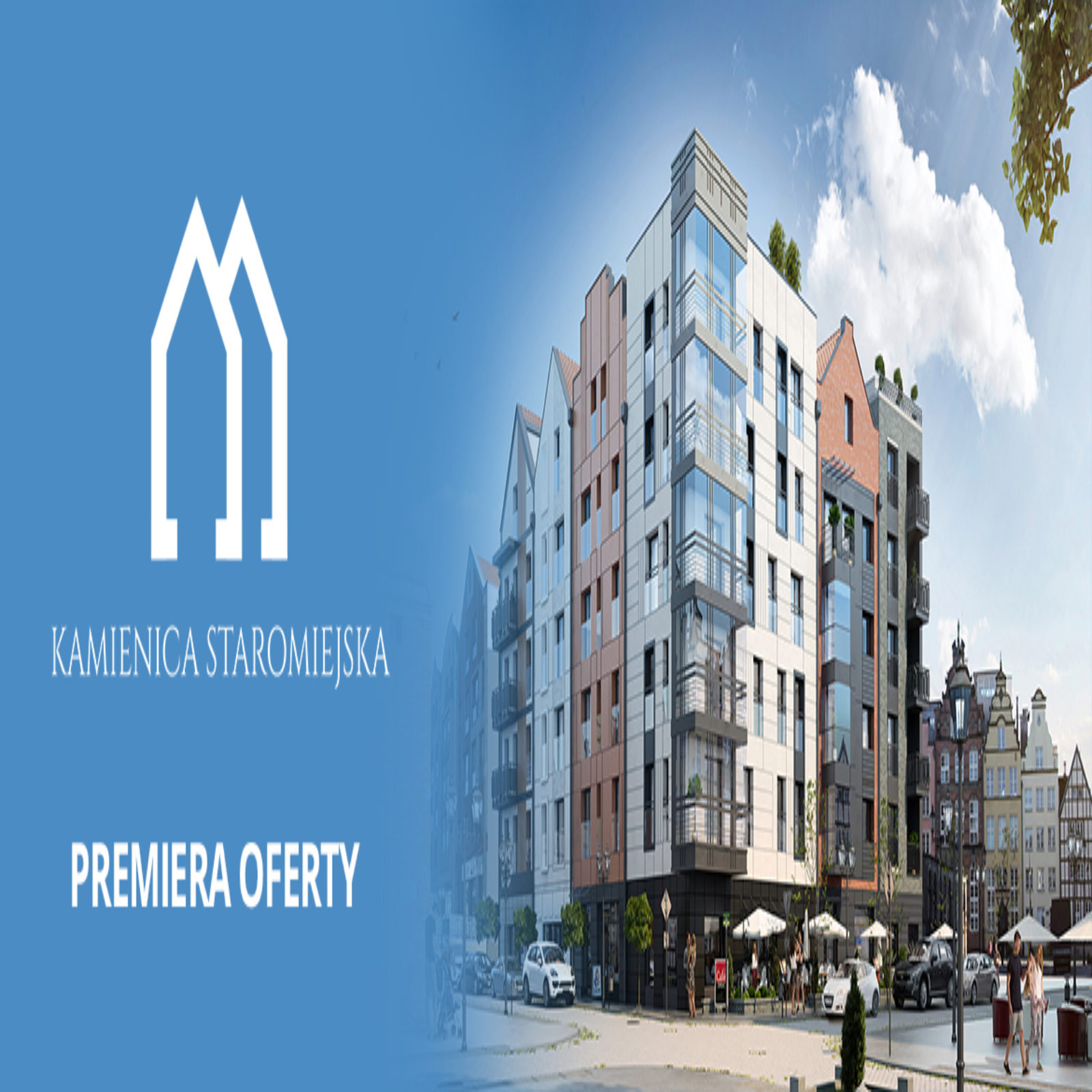 Kamienica Staromiejska Elbląg apartamenty Stary Rynek/Rzeźnicka