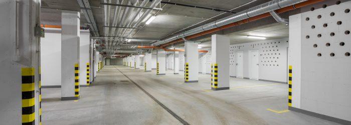 Miejsca garażowe Margo Deweloper Gdynia nieruchomości trójmiasto