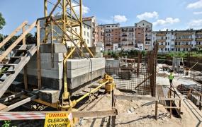 2014.07.09 – Aktualizacja dziennika budowy