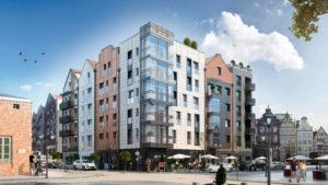 Kamienica Staromiejska apartamenty Elbląg Stary Rynek Stare Miasto
