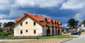 Osiedle Gdańskie - Pępowo - Domy jednorodzinne