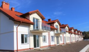 domy szeregowe na sprzedaż Gdańsk