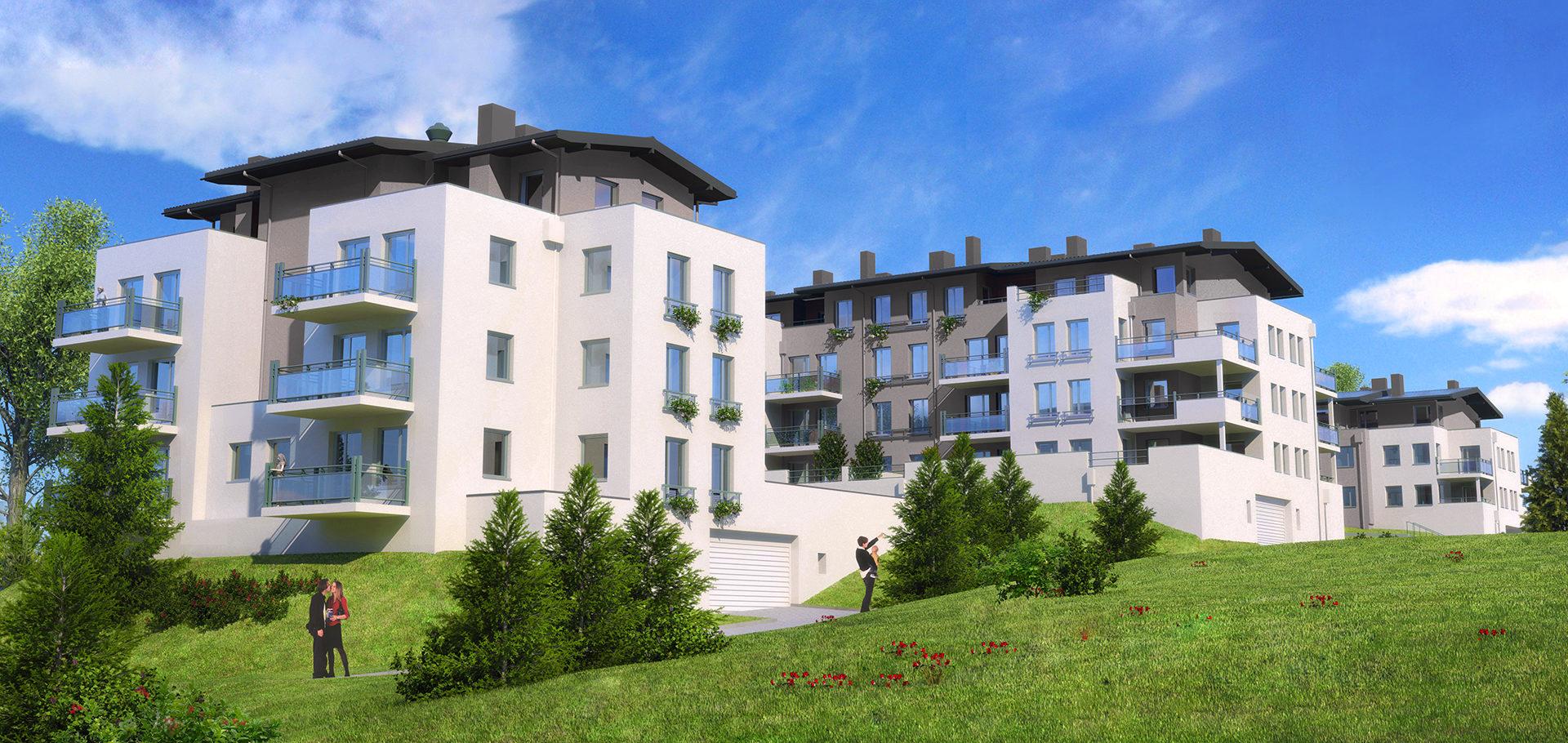 Wilga Park nowa inwestycja - osiedle Gdańsk Chełm